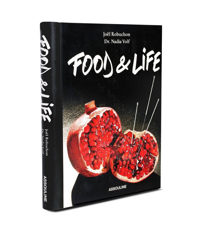 Joel Robouchon and Dr. Nadia Volf 'Food & Life' Book