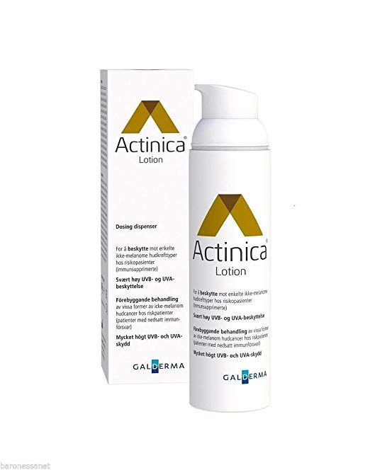 Actinica Sun Protection Lotion