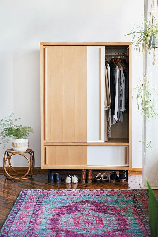 Armoire - Brown One Size at Urban Outfitters