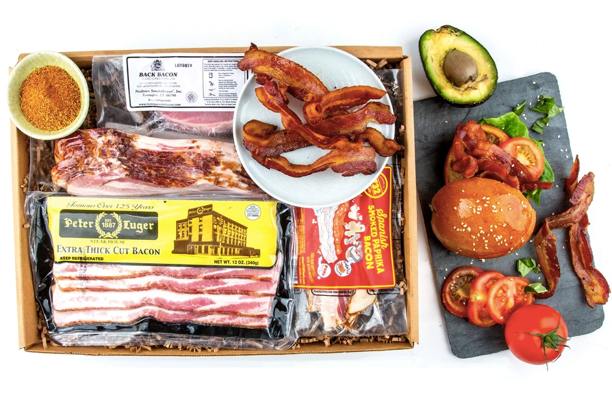 Bacon In A Box - Mouth