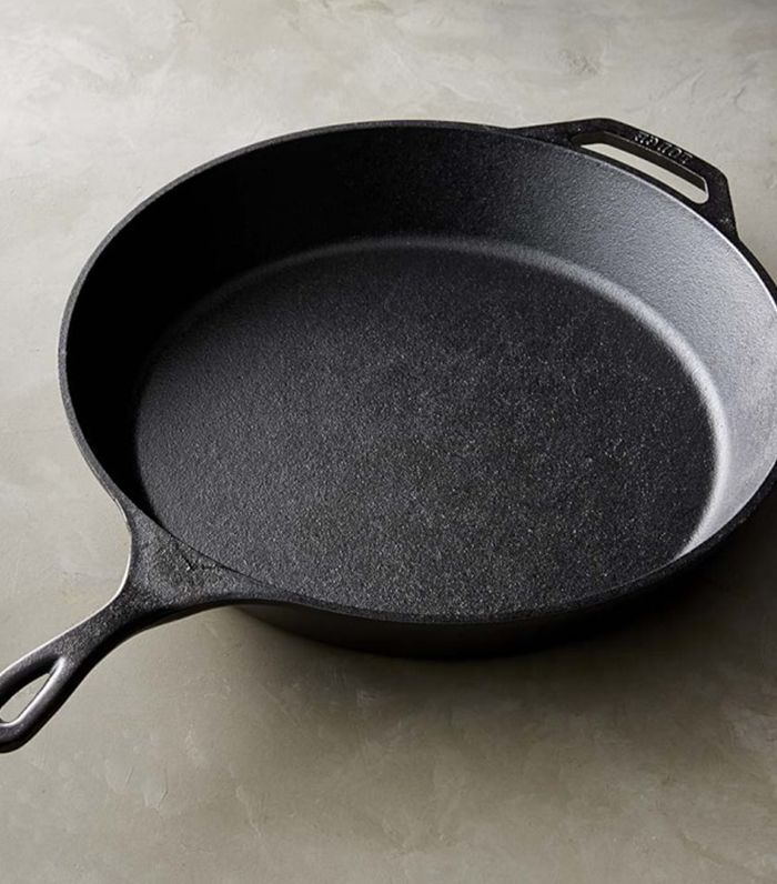 Lodge Round Cast-Iron Fry Pan
