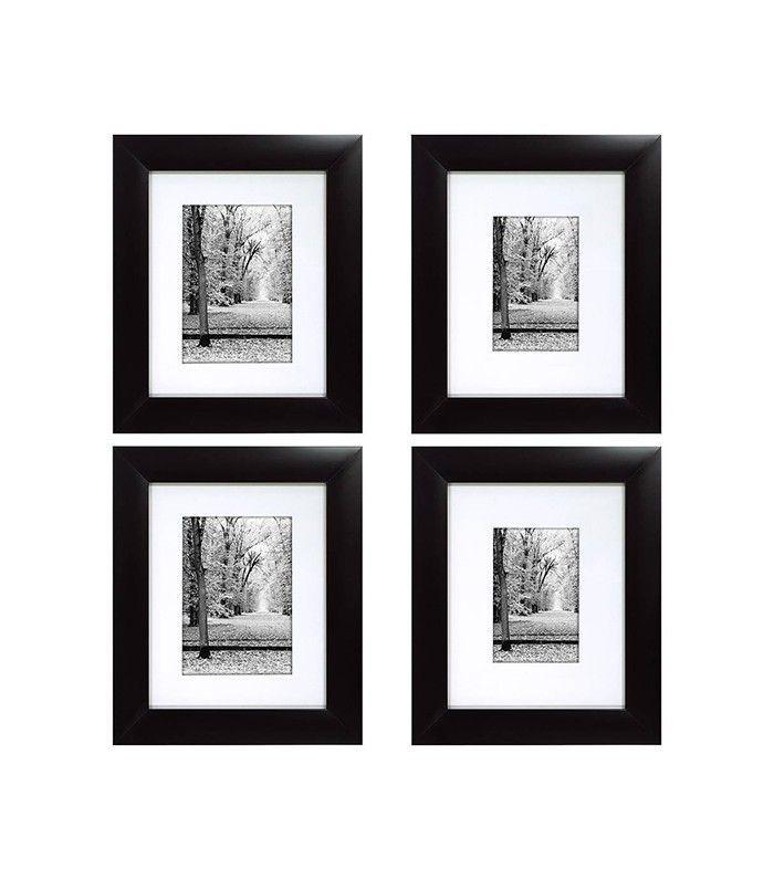 Target Black Portrait Frame Set of 4