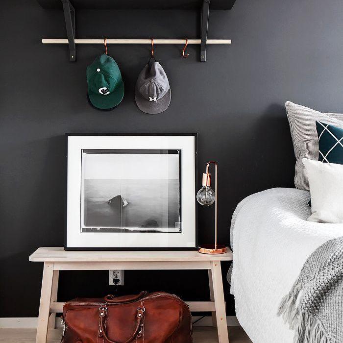 Black Paint Color Ideas