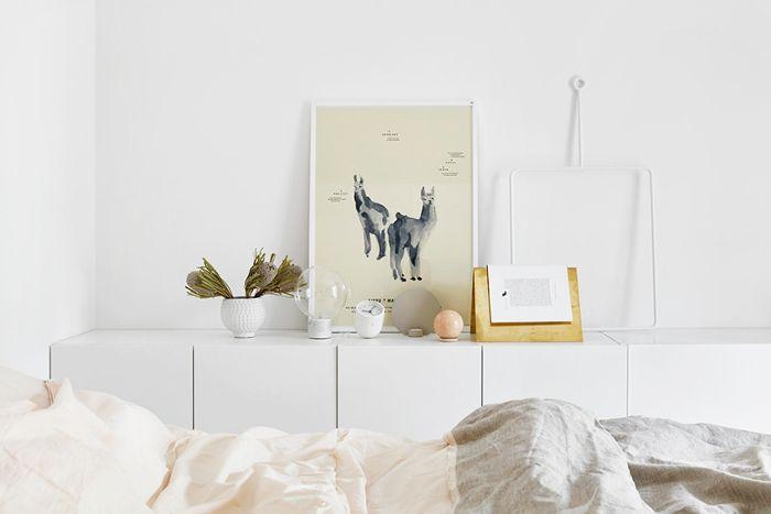 Small-Space Scandinavian Design—Vignette