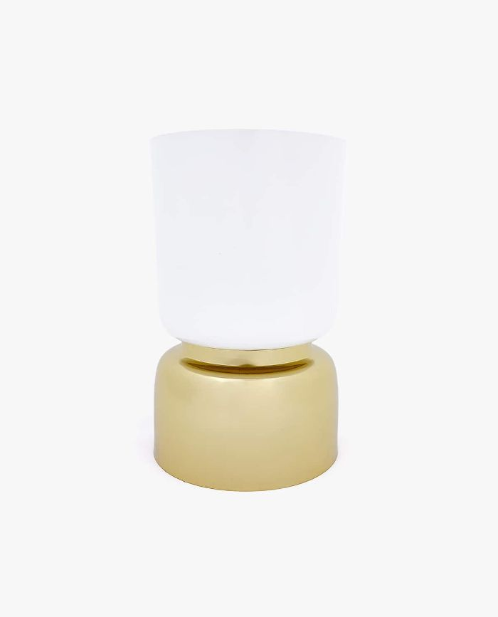 Zara Home Flowerpot with Gold Base