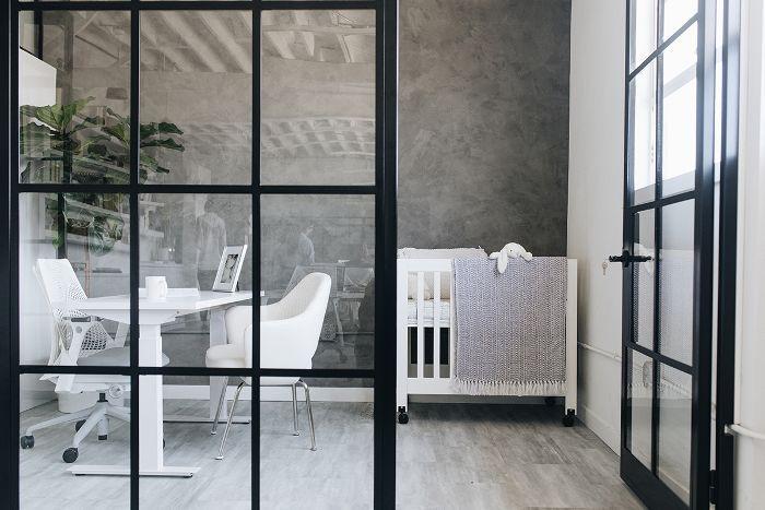 monochrome office—Chriselle Lim
