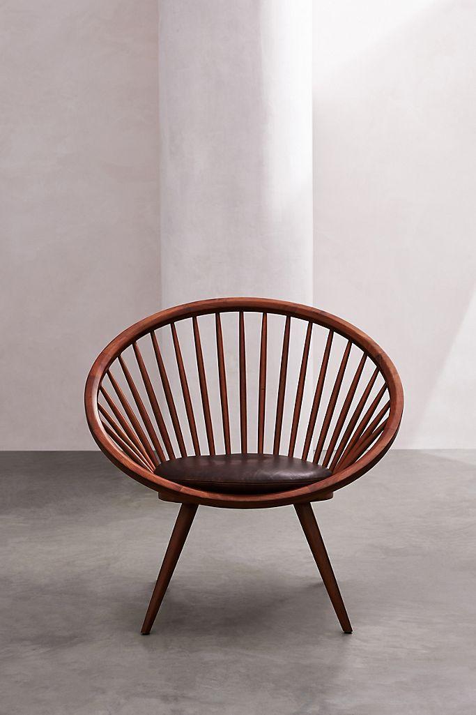 Lemieux et Cie Laurent Spindle Chair