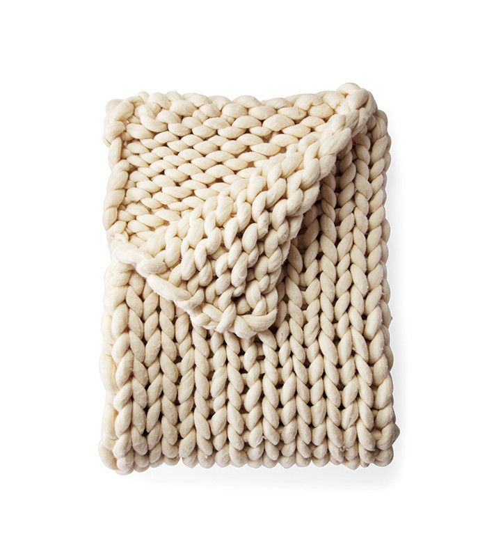 Serena & Lily Henley Wool Throw