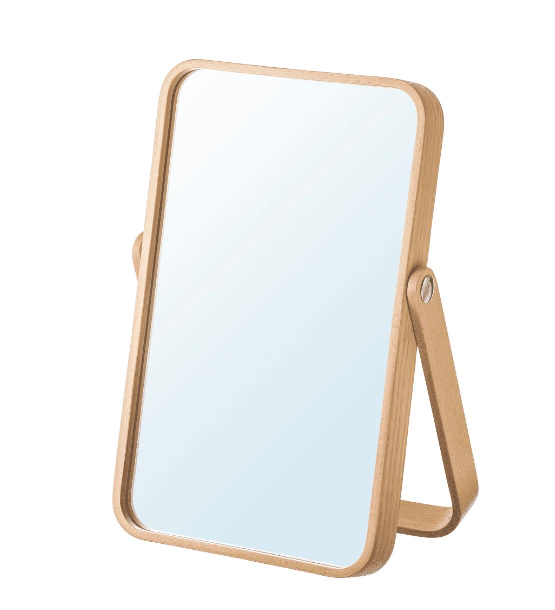 Ikorness table mirror