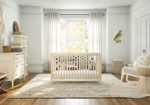 Royal Baby's Nursery