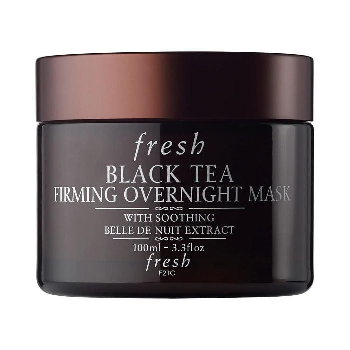 Black Tea Firming Overnight Mask Books About Dreams