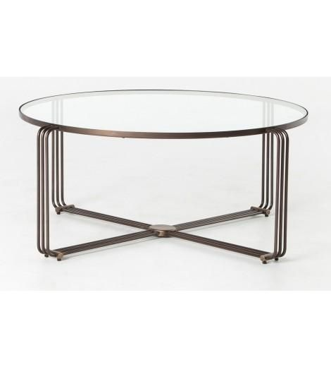 Lynda Coffee Table, Black