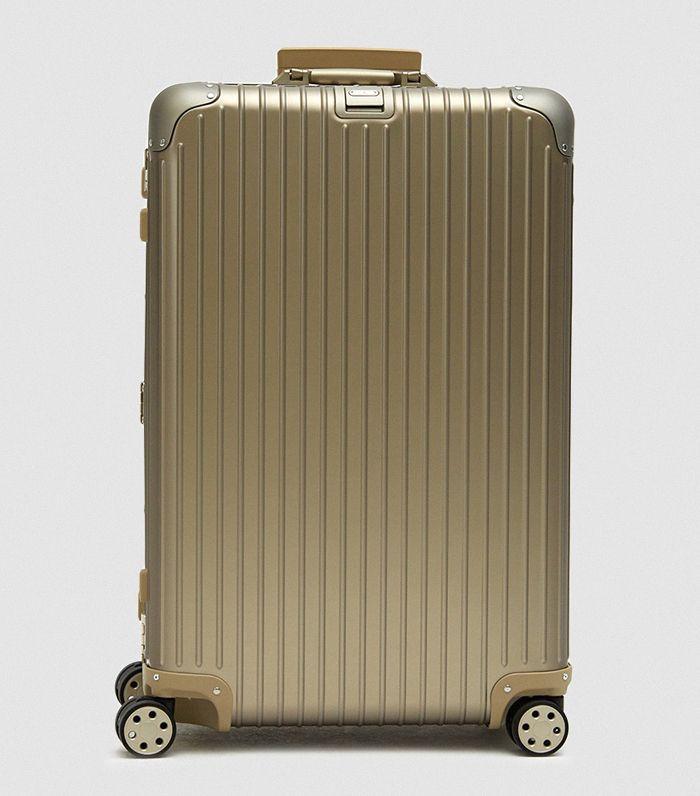 Topas Titanium 82 L Multiwheel® Electronic Tag Suitcase