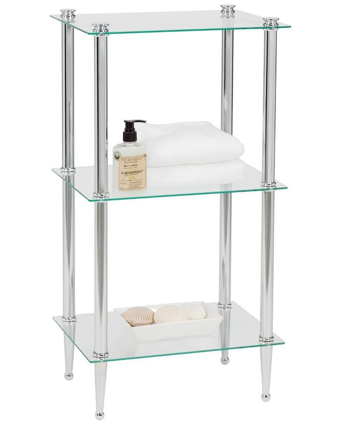 Accessories, 3 Shelf Tower Bedding