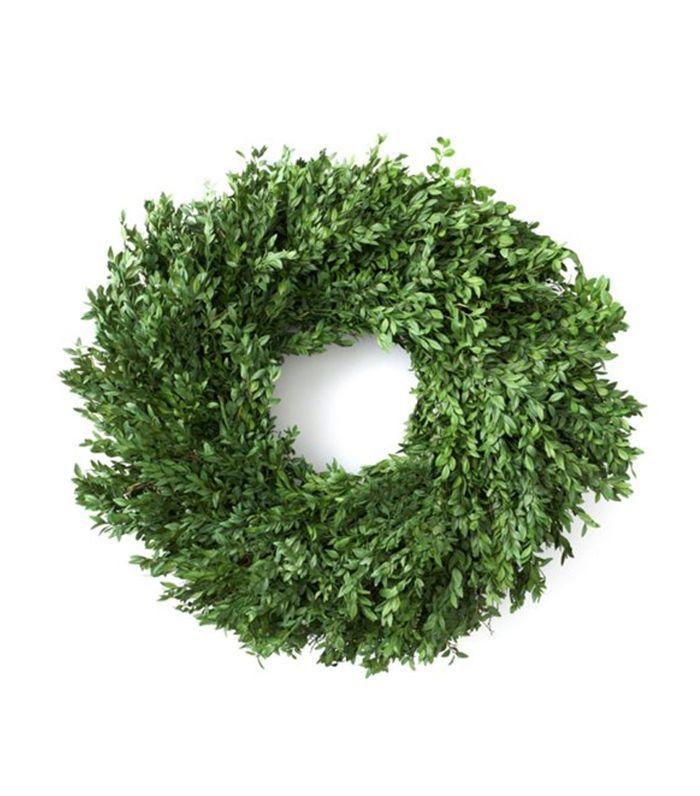 Knud Nielsen Company Boxwood Wreath