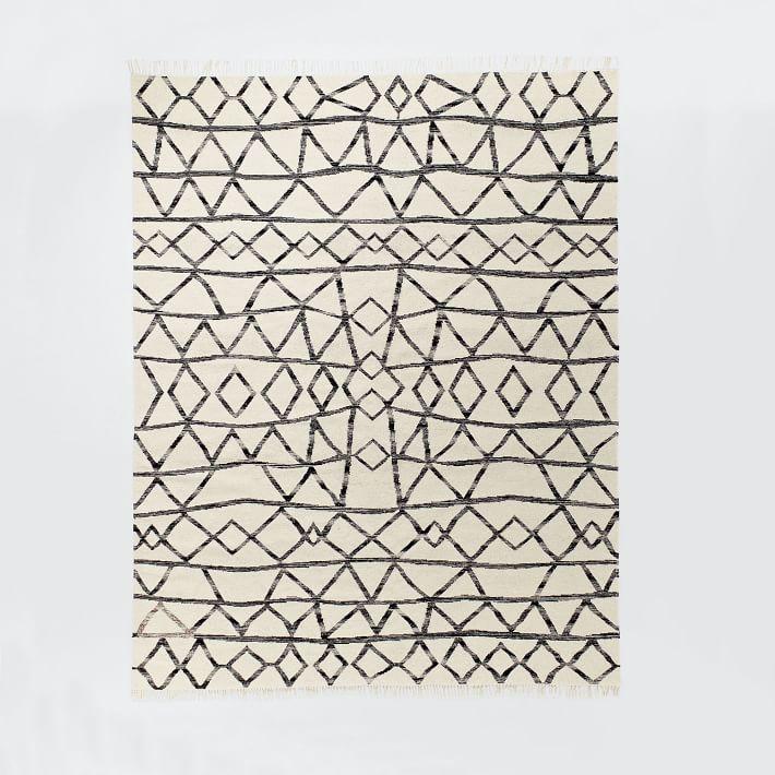 Torres Wool Kilim