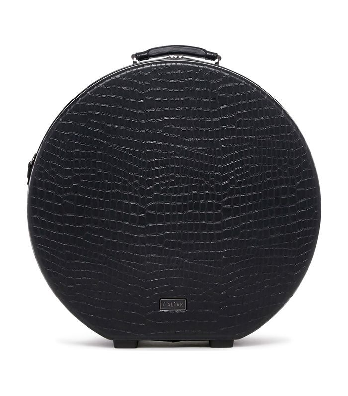 Calpak Baye Large Hardcase Hat Box - Beige