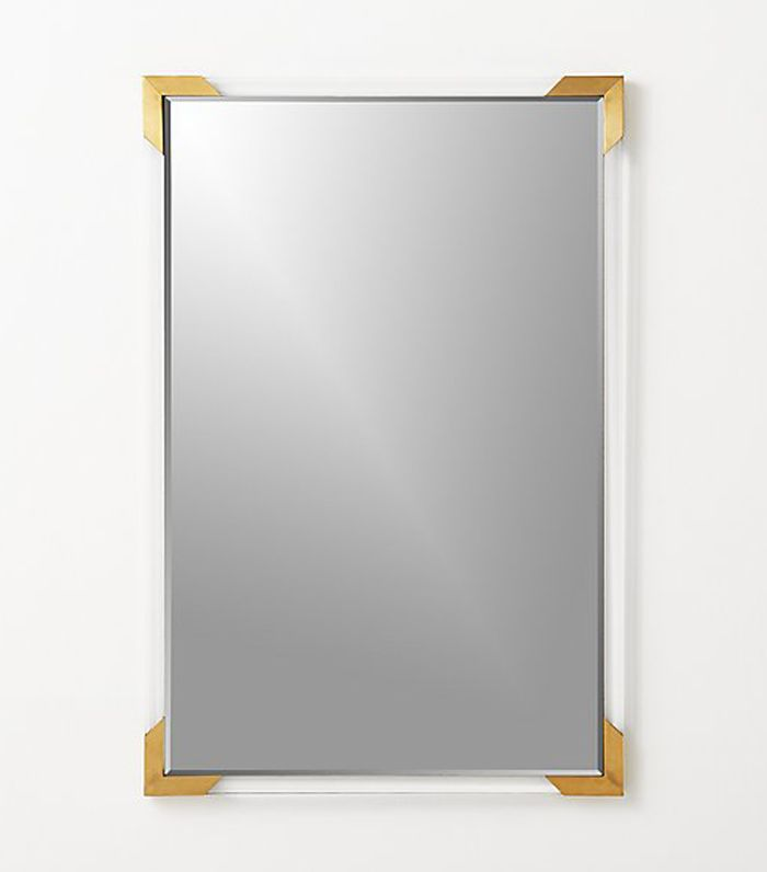 Demi Rectangle Acrylic Mirror 36