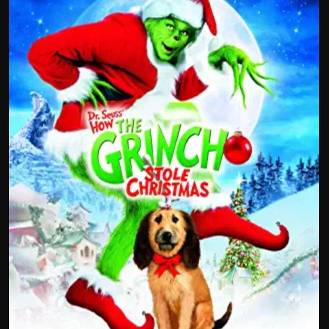 Dr. Seuss 'Cómo el Grinch se robó la Navidad