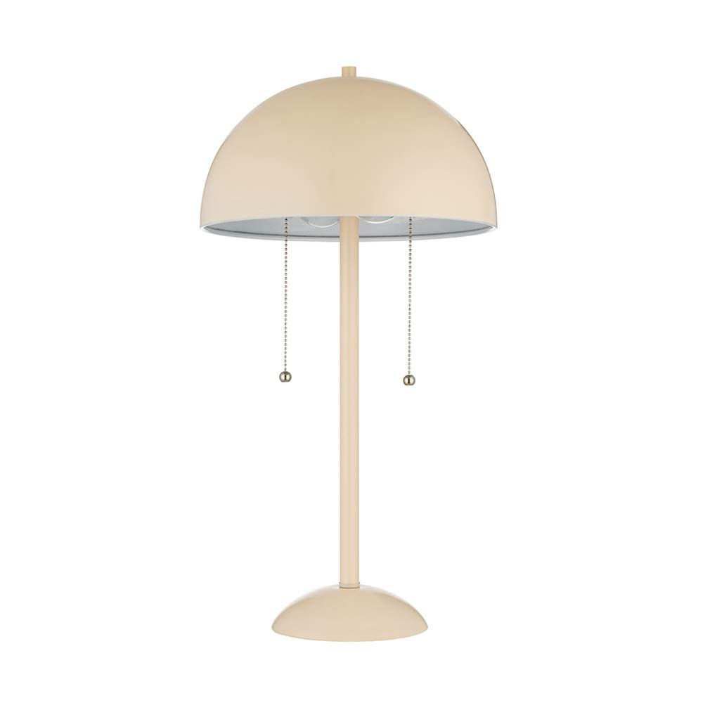 Rivet Aster Modern Dome-Shaped Table Lamp