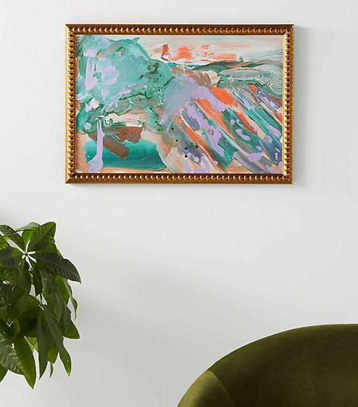 Abstract Italian Landscape no.4 Wall Art