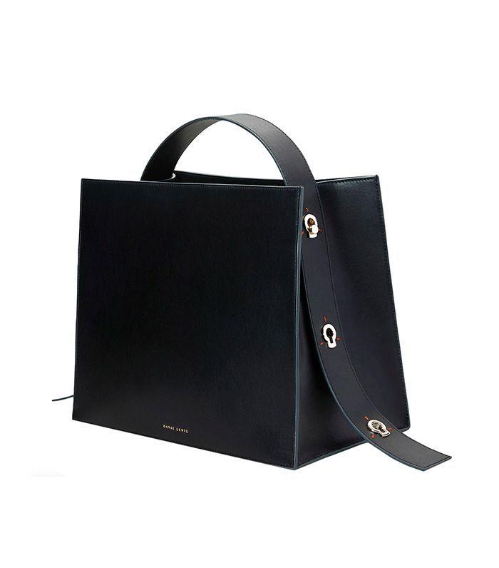 Young Leather Shoulder Bag