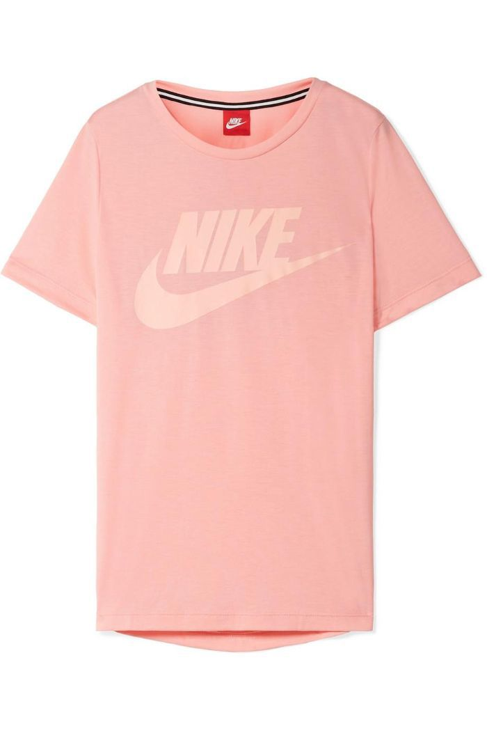 Essential Printed Stretch-jersey T-shirt