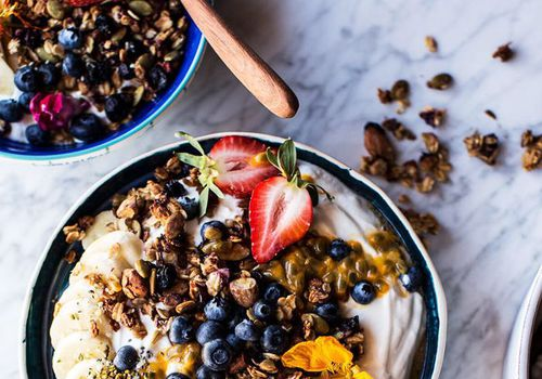 healthy breakfast bowls