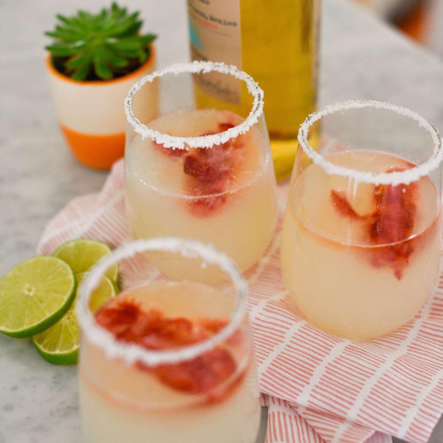 Margaritas de cactus