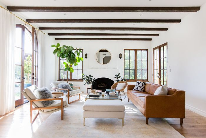 5 Nice Living Rooms to Inspire Your Home Décor