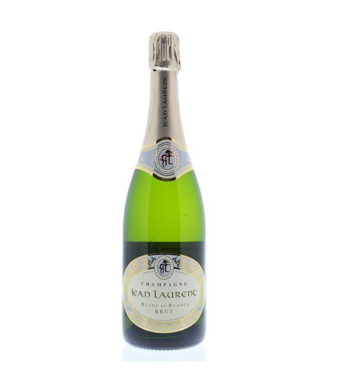 Jean Laurent Blanc de Blancs Reserve Brut Champagne—Low carb champagne