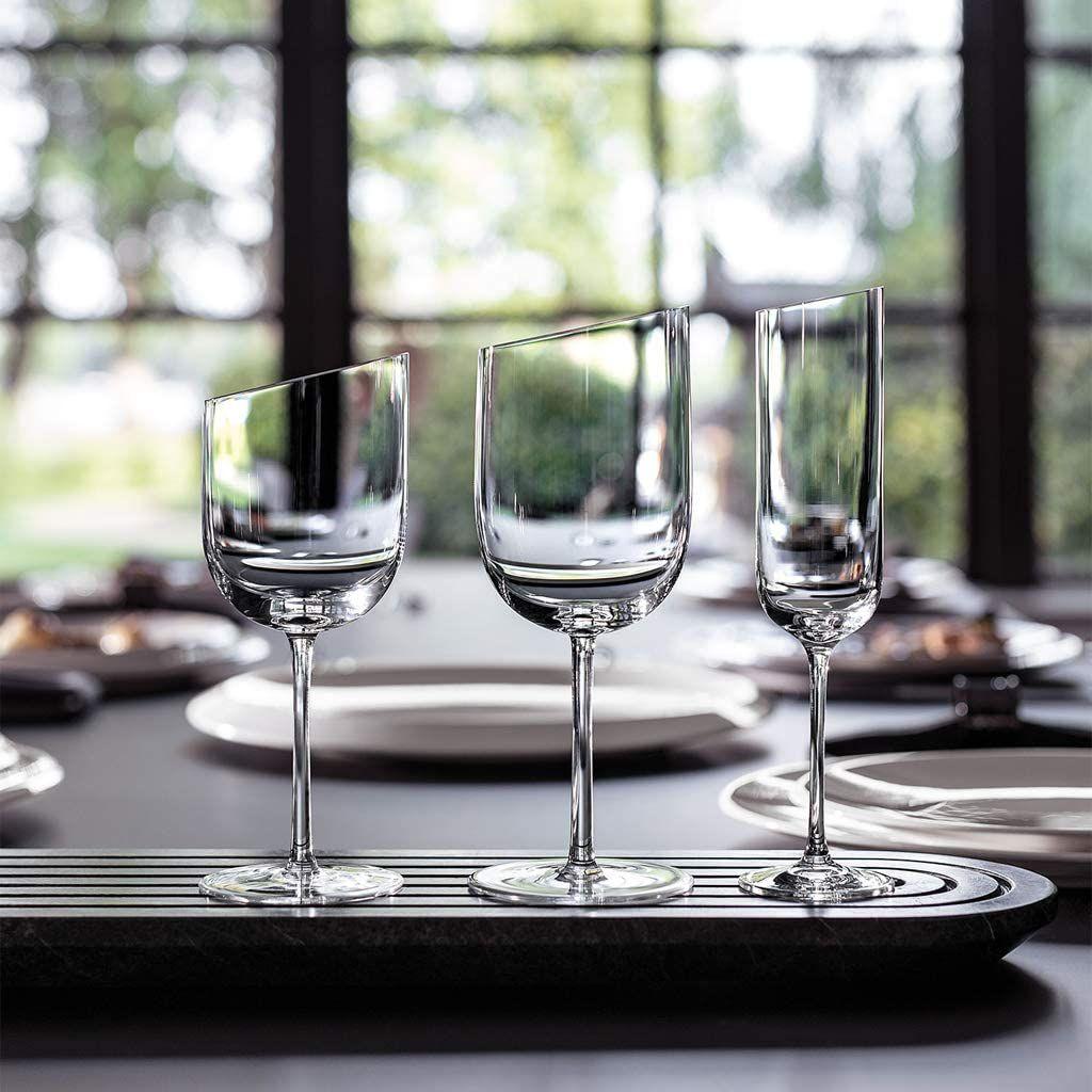 Villeroy & Boch New Moon White Wine Glasses