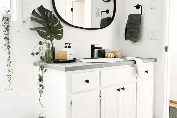 bathroom countertop storage arbor and co