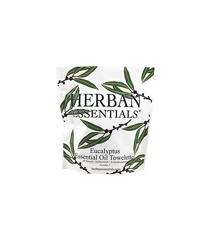 Herban Essentials Mini Eucalyptus Towelettes