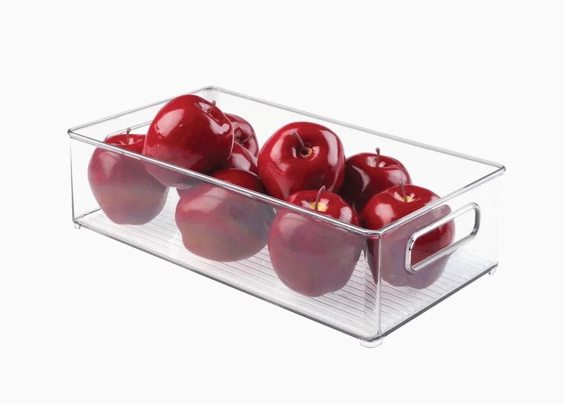 14.5-in x 8-in Plastic Multi-use Insert Drawer Organizer