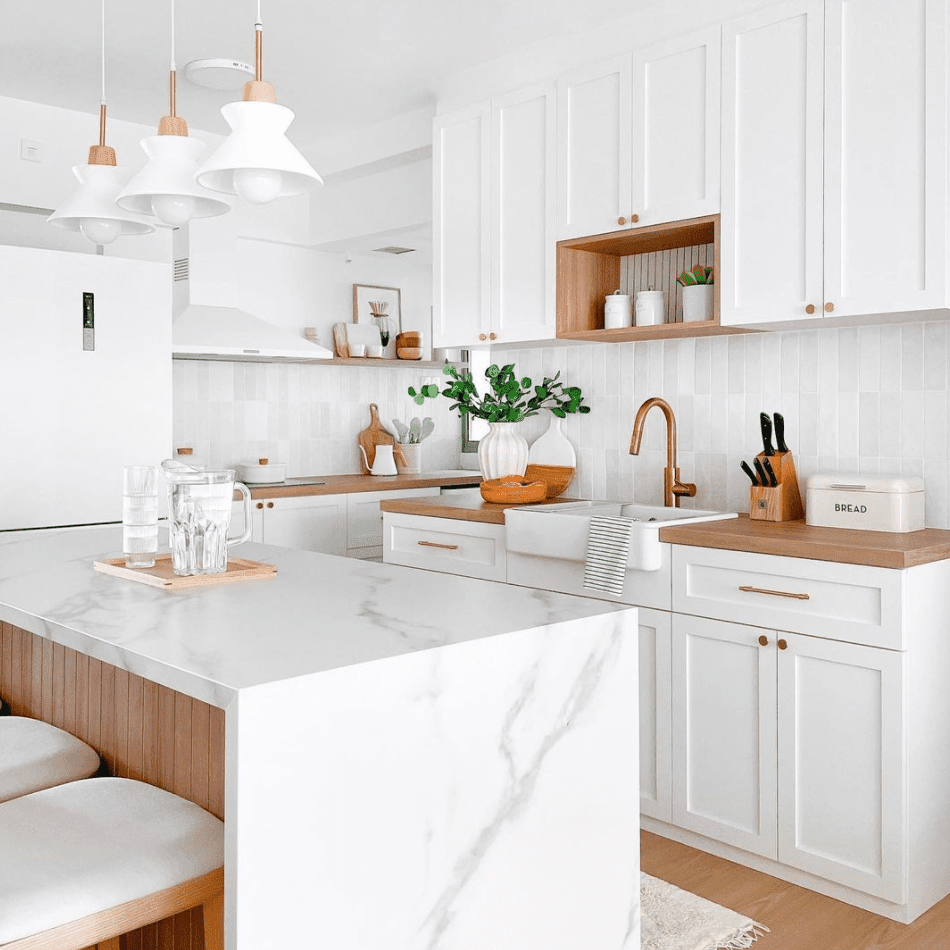 9 Best Small White Kitchen Design Ideas to Try