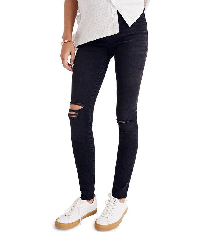 Madewell Maternity Skinny Jeans Maternity Capsule Wardrobe