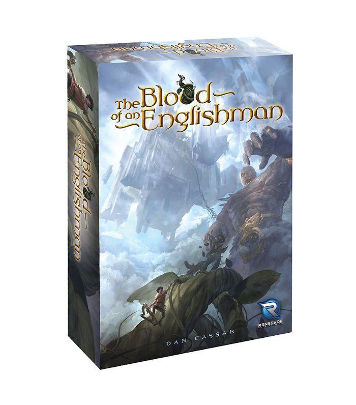 Renegade Game Studios The Blood of an Englishman