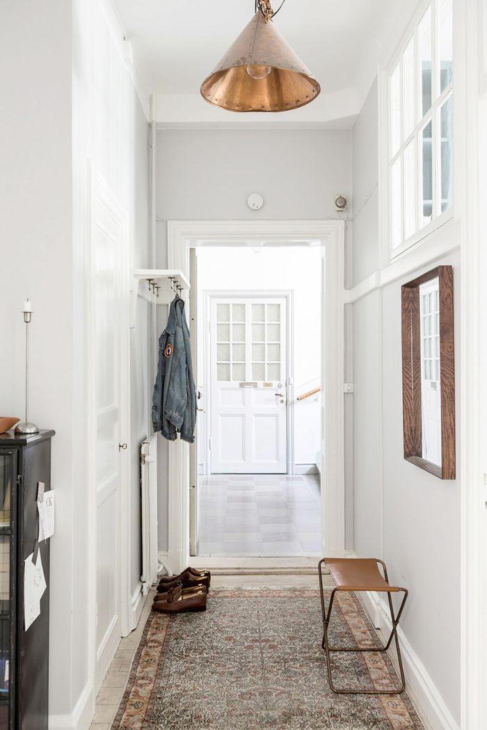 Small-Space Scandinavian Design—Entryway