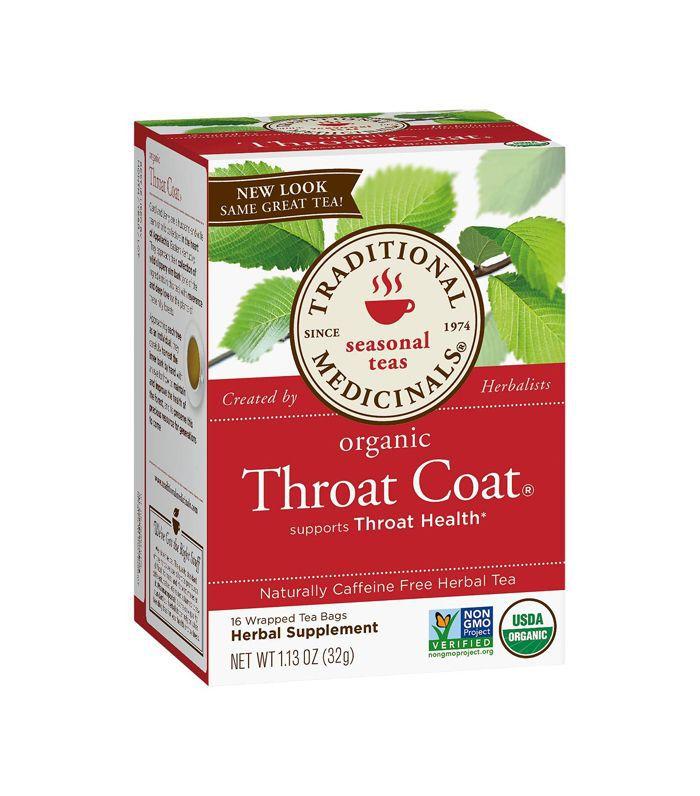 Traditional Medicinals Organic Throat Coat