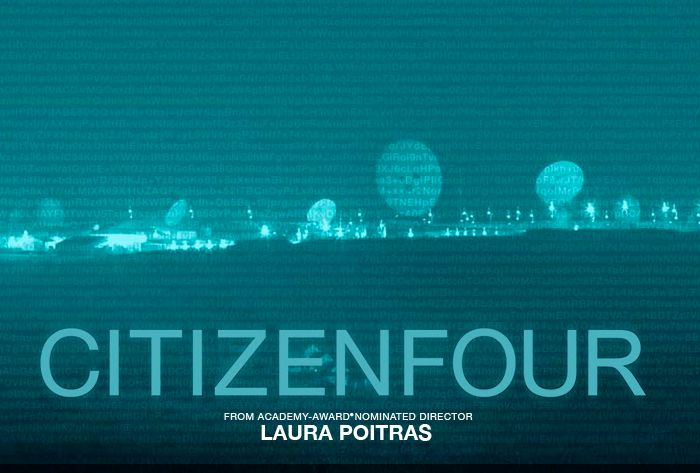 Citizenfour documentary poster