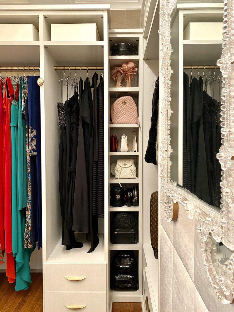 thin closet cabinets