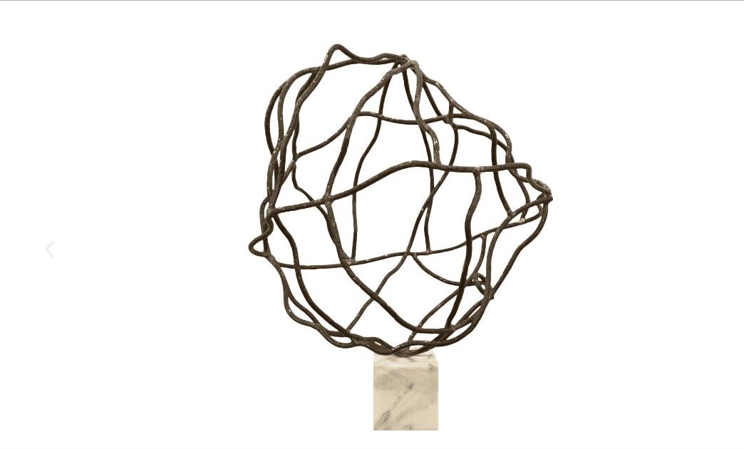 Midcentury Brutalist Sculpture