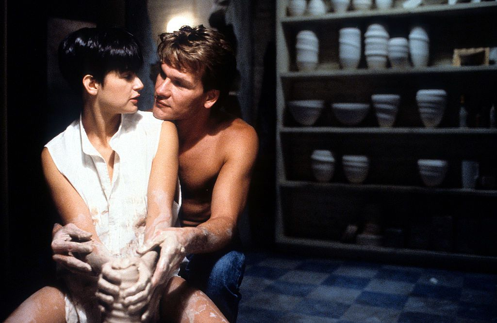 best 90s movies - ghost