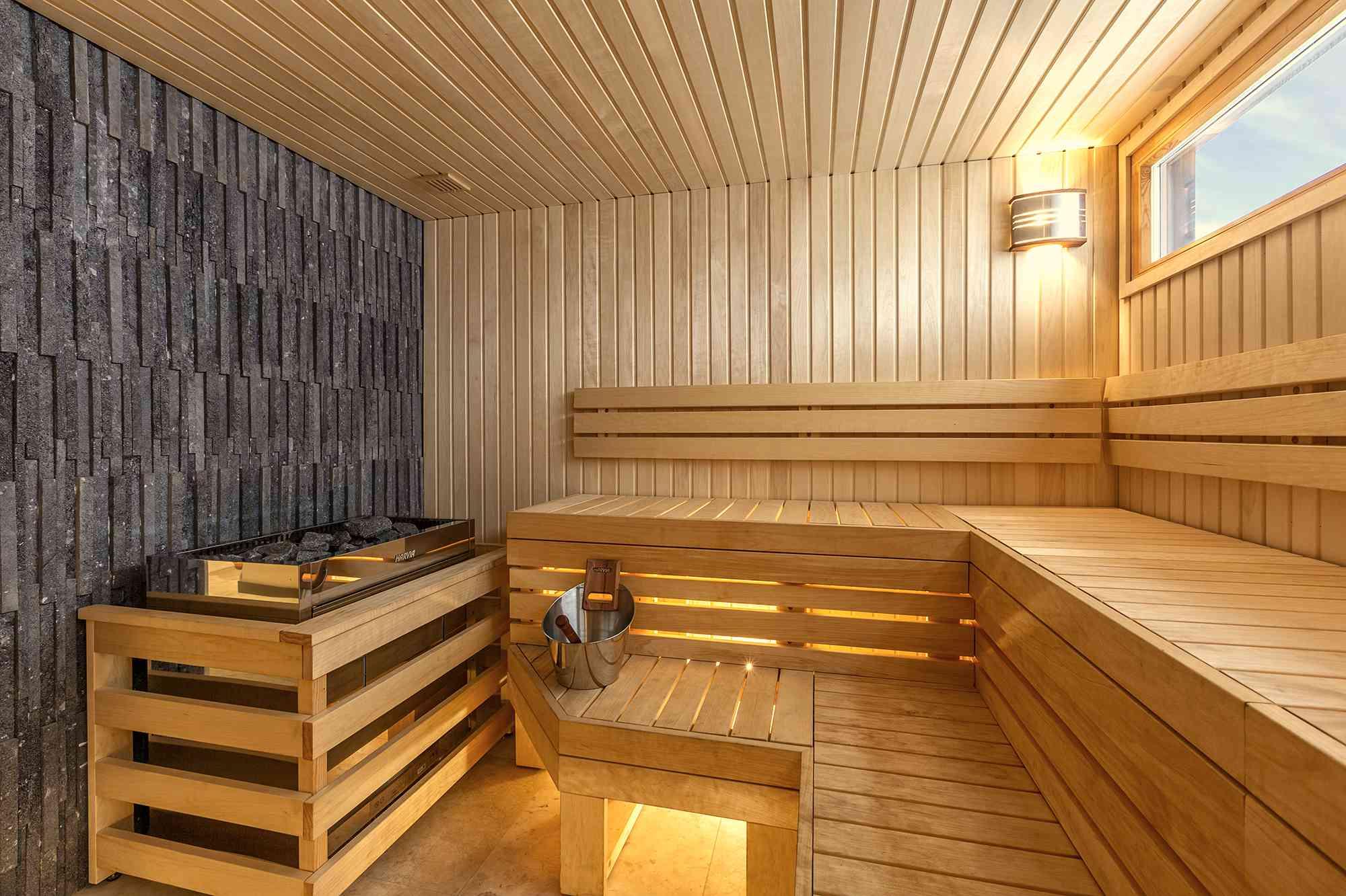 Sauna Kudadoo Maldivas