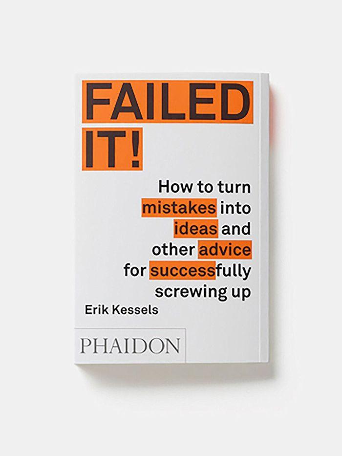 Erik Kessels Failed It!