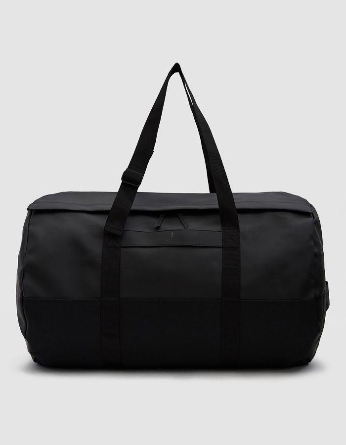 Travel Duffel Bag in Black