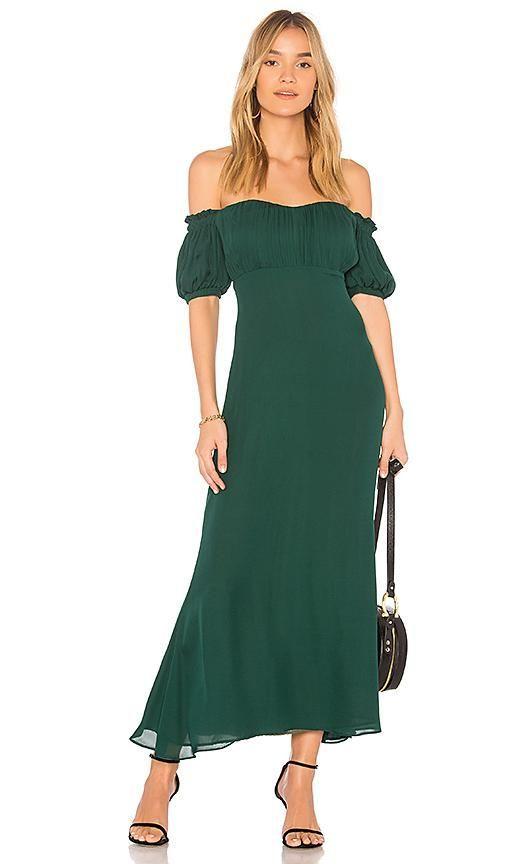 Dean Dress in Green. - size 3 / L (also in 0 / XS,1 / S,2 / M)