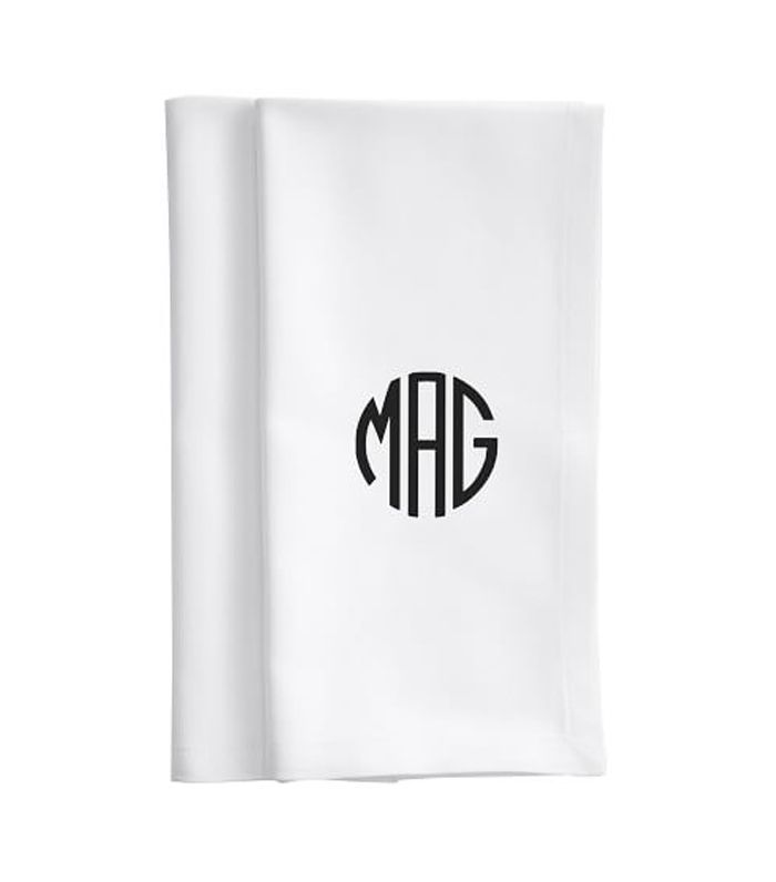 Mark and Graham Cotton Guest Towels