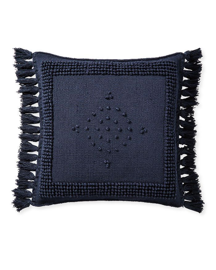 Serena & Lily Monetcito Pillow Cover